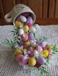 Spring Home Table Decorations Center Pieces 90