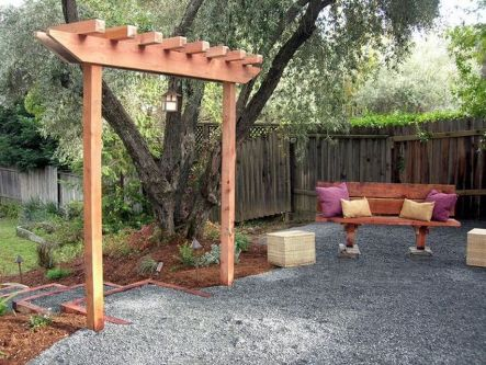 Stunning Creative DIY Garden Archway Design Ideas 46