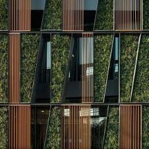 Stunning Glass Facade Building and Architecture Concept 15