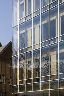 Stunning Glass Facade Building and Architecture Concept 47