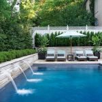 Stunning Outdoor Pool Landscaping Designs 12