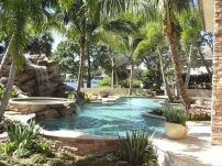 Stunning Outdoor Pool Landscaping Designs 16