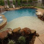 Stunning Outdoor Pool Landscaping Designs 27