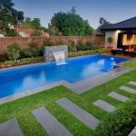 Stunning Outdoor Pool Landscaping Designs 39