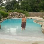Stunning Outdoor Pool Landscaping Designs 49