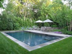 Stunning Outdoor Pool Landscaping Designs 61