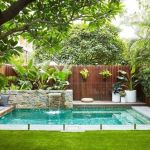 Stunning Outdoor Pool Landscaping Designs 63