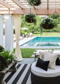 Stunning Outdoor Pool Landscaping Designs 84