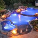 Stunning Outdoor Pool Landscaping Designs 87