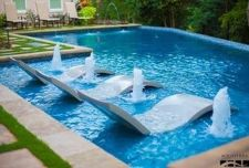 Stunning Outdoor Pool Landscaping Designs 90