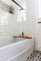 Vintage and Classic Bathroom Tile Design 22