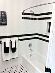Vintage and Classic Bathroom Tile Design 27