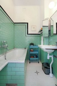 Vintage and Classic Bathroom Tile Design 7
