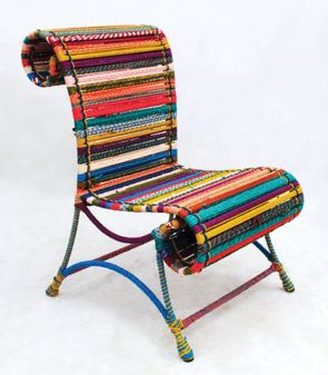 Amazing Chair Design from Recycled Ideas 58
