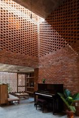 Artistic Exposed Brick Architecture Design 17