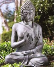 Awesome Buddha Statue for Garden Decorations 11
