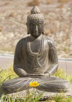 Awesome Buddha Statue for Garden Decorations 40