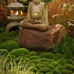 Awesome Buddha Statue for Garden Decorations 42