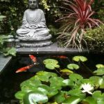 Awesome Buddha Statue for Garden Decorations 50