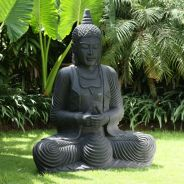 Awesome Buddha Statue for Garden Decorations 59