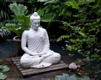 Awesome Buddha Statue for Garden Decorations 62