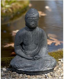 Awesome Buddha Statue for Garden Decorations 7