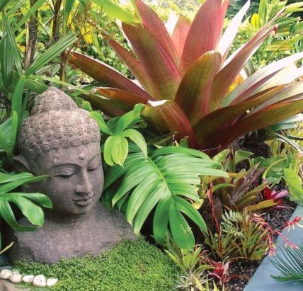 Awesome Buddha Statue for Garden Decorations 77