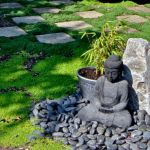 Awesome Buddha Statue for Garden Decorations 80
