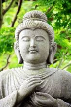 Awesome Buddha Statue for Garden Decorations 95
