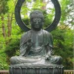 Awesome Buddha Statue for Garden Decorations 97