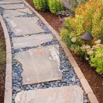 Front Yard and Garden Walkway Landscaping Inspirations 43