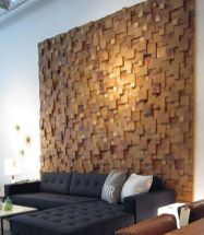 Inspiring Modern Wall Texture Design for Home Interior 11
