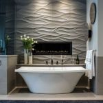 Inspiring Modern Wall Texture Design for Home Interior 35