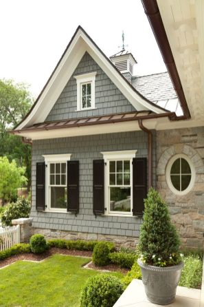 Wonderful European Cottage Exterior Design 11
