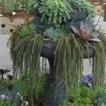 25 Simple Ideas to Make Cascading Garden Planter 2