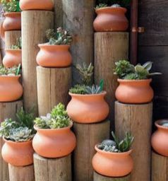 25 Simple Ideas to Make Cascading Garden Planter 6
