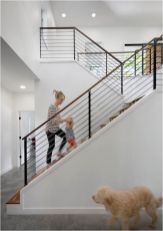 40 Awesome Modern Stairs Railing Design 1