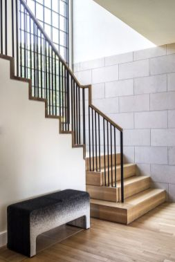 40 Awesome Modern Stairs Railing Design 26