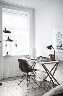 75 Most Favorite Home Workspace Inspirations Design 62
