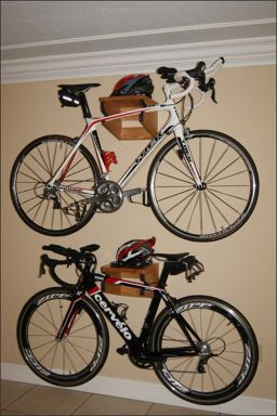 90 Brilliant Ideas to Make Hanging Bike Storage 19