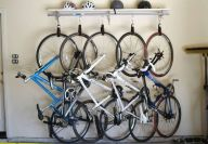 90 Brilliant Ideas to Make Hanging Bike Storage 31