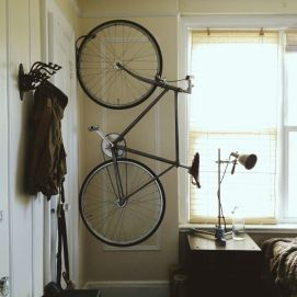 90 Brilliant Ideas to Make Hanging Bike Storage 32