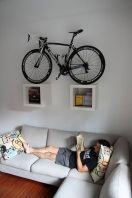 90 Brilliant Ideas to Make Hanging Bike Storage 55