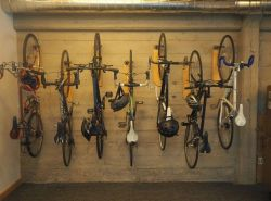 90 Brilliant Ideas to Make Hanging Bike Storage 64