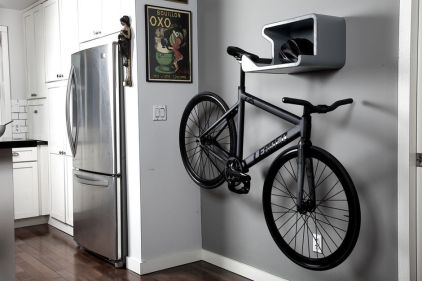 90 Brilliant Ideas to Make Hanging Bike Storage 68