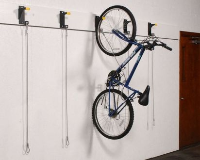 90 Brilliant Ideas to Make Hanging Bike Storage 73