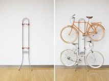 90 Brilliant Ideas to Make Hanging Bike Storage 87