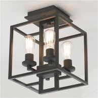 Breathtaking Rustic Ceiling Light Design 15