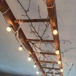 Breathtaking Rustic Ceiling Light Design 17