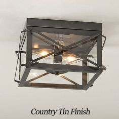 Breathtaking Rustic Ceiling Light Design 38